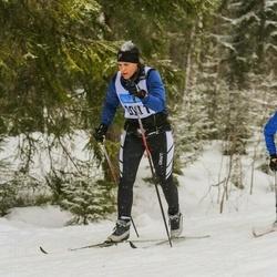 Skiing 90 km - Christina Lindqvist (2001)