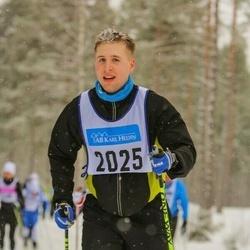 Skiing 90 km - Robin Söderqvist (2025)