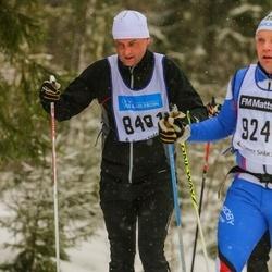 Skiing 90 km - Fredrik Claesson (8491)