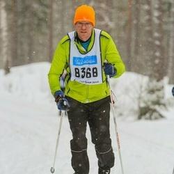 Skiing 90 km - Stefan Pettersson (8368)