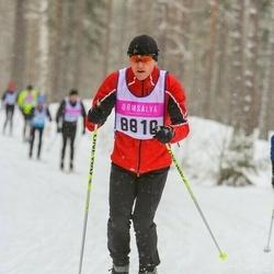 Skiing 90 km - Daniel Salomonsson (8810)