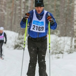 Skiing 90 km - Andreas Axh (2169)