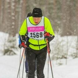 Skiing 90 km - Roger Jern (2569)
