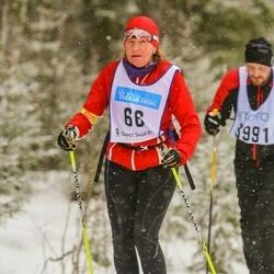 Skiing 90 km - Annacarin Stolpe (66)
