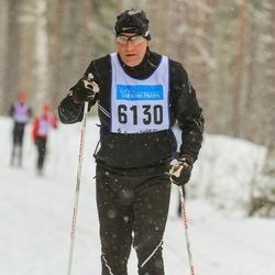 Skiing 90 km - Anders Blom (6130)