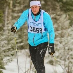 Skiing 90 km - Henrik Sellman (3869)