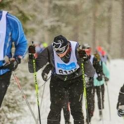 Skiing 90 km - Erik Sidbrant (8162)