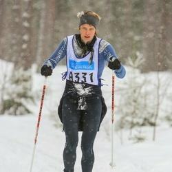 Skiing 90 km - Caroline Janson (8331)