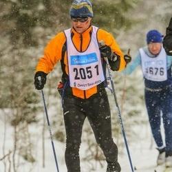 Skiing 90 km - Christian Dietel (2051)