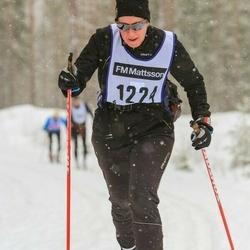 Skiing 90 km - Lisa Dimming (1224)