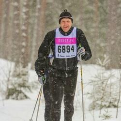 Skiing 90 km - Per Östlund (6894)