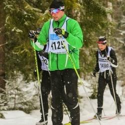 Skiing 90 km - Carl Hagerman (4125)