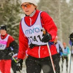 Skiing 90 km - Albertina Henriksson (7741)