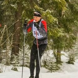 Skiing 90 km - Andreas Vestergaard (5841)