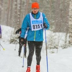 Skiing 90 km - Johan Kronberg (8151)