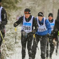 Skiing 90 km - Christer Ljungdahl (2085)