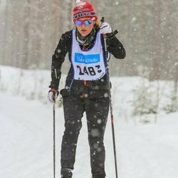 Skiing 90 km - Anna Rignell (2483)