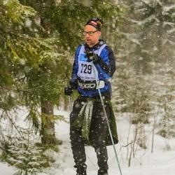 Skiing 90 km - Björn Kättström (229)