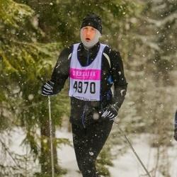 Skiing 90 km - Emil Vesterberg (4970)