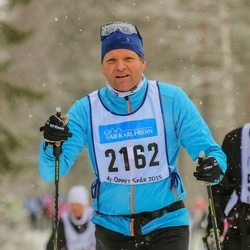 Skiing 90 km - Henrik Christensen (2162)