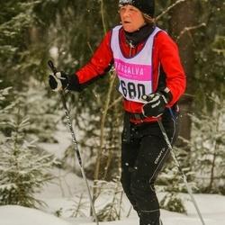 Skiing 90 km - Christian Eriksson (680)