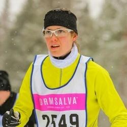 Skiing 90 km - Catrin Kallberg (2549)