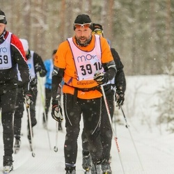 Skiing 90 km - Anders Höök (3910)
