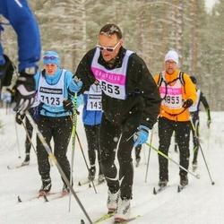 Skiing 90 km - Henrik Læssøe Martin (6553)