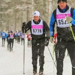 Skiing 90 km - Ajse Sandqvist (6778)