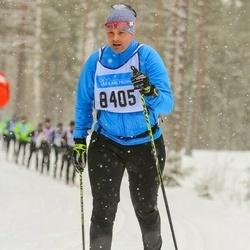 Skiing 90 km - Andreas Ljungberg (8405)