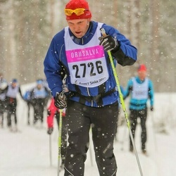 Skiing 90 km - Anders Wallentin (2726)