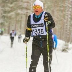 Skiing 90 km - Lennart Lindskog (1325)