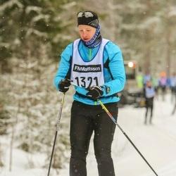 Skiing 90 km - Pär Norrgård (1321)