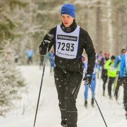 Skiing 90 km - Andreas Högberg (7293)
