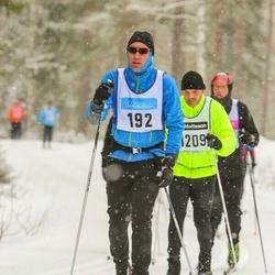 Skiing 90 km - Daniel Egertz (192)
