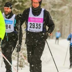 Skiing 90 km - Åke Lindsmyr (2935)