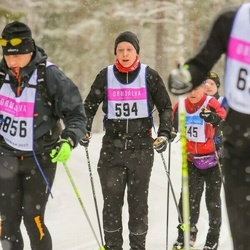 Skiing 90 km - Alexander Lott (594)