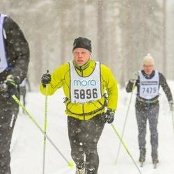 Skiing 90 km - Gunnar Svensson (5896)
