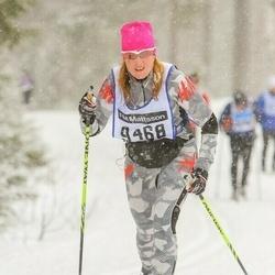 Skiing 90 km - Frida Rydström (9468)
