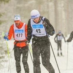 Skiing 90 km - Christian J Skoog (42)