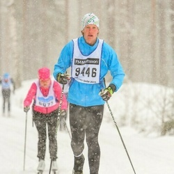 Skiing 90 km - Dennis Andersson (9446)