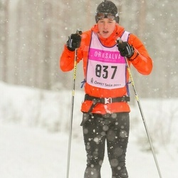 Skiing 90 km - Elias Riis Persson (837)