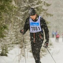 Skiing 90 km - Elias Götborg (2031)