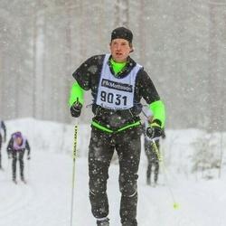 Skiing 90 km - Simon Davidsson (9031)