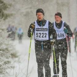 Skiing 90 km - Henrik Cederpil (5222)