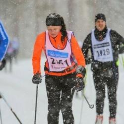 Skiing 90 km - Cecilia Gramel (2351)