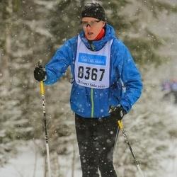 Skiing 90 km - Tony Anderbecken (8367)