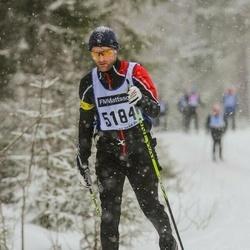 Skiing 90 km - Andreas Björklund (5184)