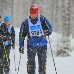 Skiing 90 km - Conny Svensson (8284)