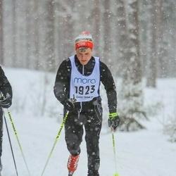 Skiing 90 km - Alexander Eriksson (1923)